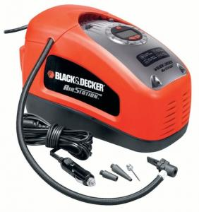 Black&Decker ASI 300 kompresor 12V/230V